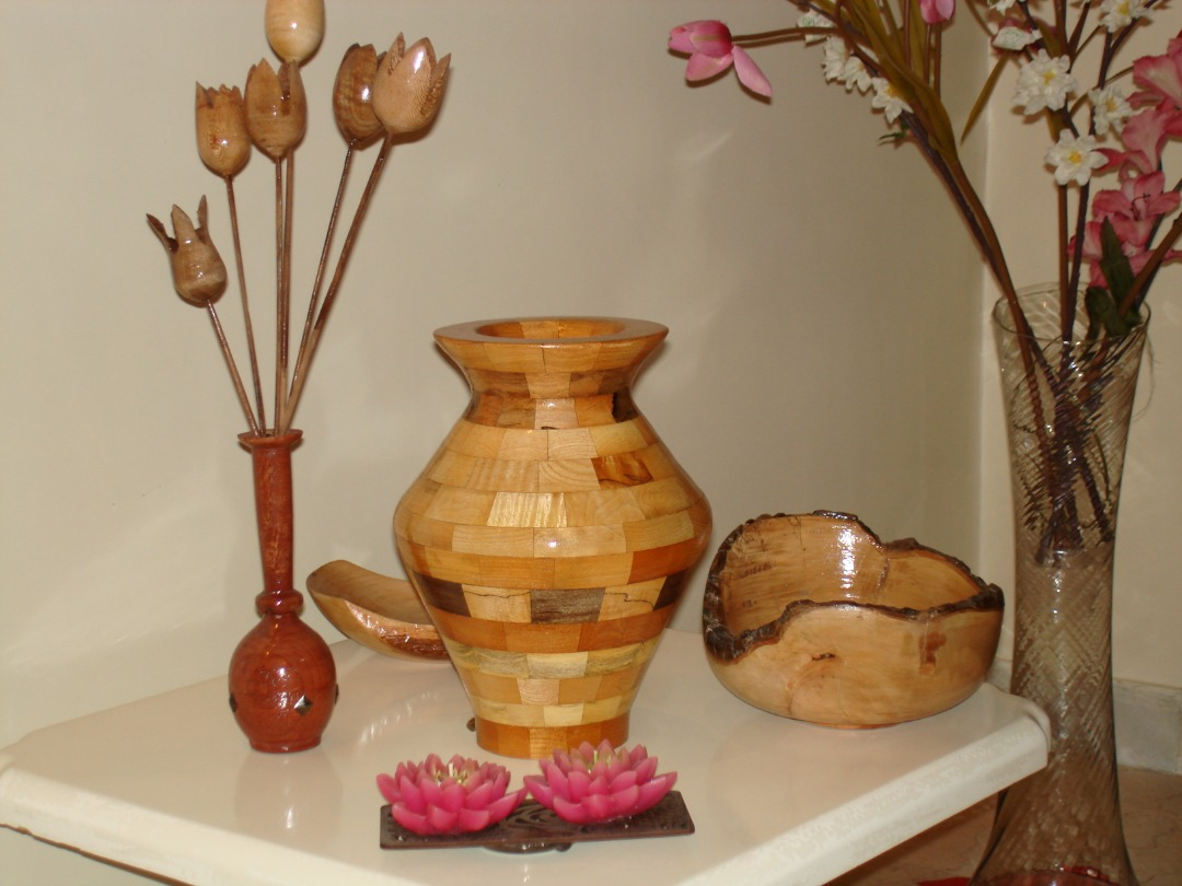 Woodturning products