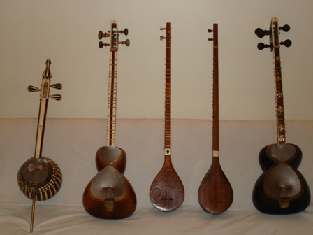 Traditional music instrument